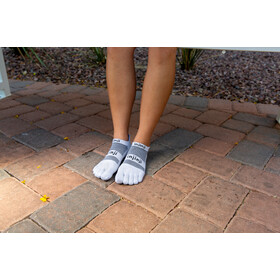 Injinji Run Xtralife Lightweight Sneakersocken Herren gray